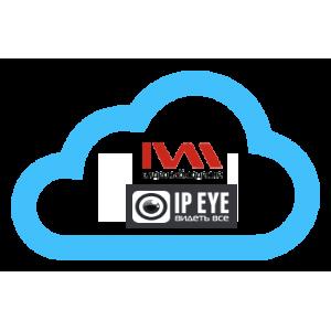 Облачное хранение записей с IP видеокамер!