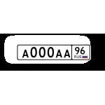 Система распознавания автомобильных номеров (1 канал)
