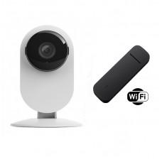 Готовый 4G комплект для удаленного доступа с камерой 2Mp и возможностью записи