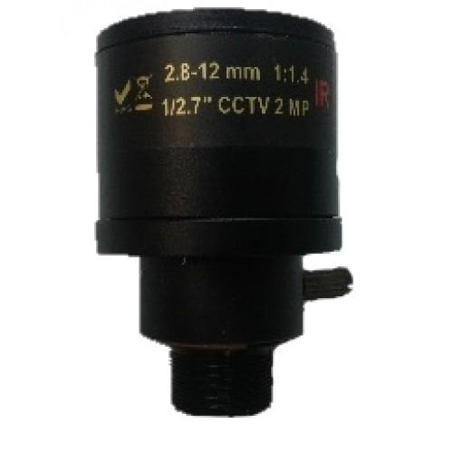 Объектив IVM-2.8-12-2M