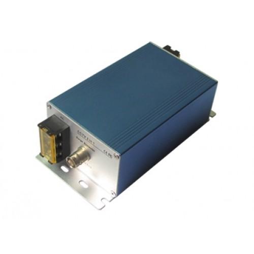 Грозозащита для управляемых видеокамер по видеосигналу, питанию(12В) и управлению CPVD-002
