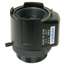 Объектив Computar HG0614FCS-3 6mm F1.4