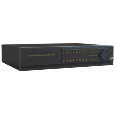 FULL HD-SDI ГИБРИДНЫЙ 16-канальный видеорегистратор IVM-9716