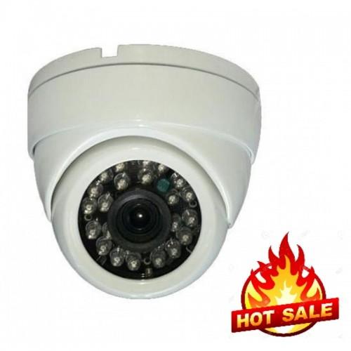 Видеокамера IP 5MP металл купольная (комплект по 10 штук)