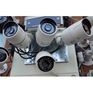 Комплект из 4-х видеокамер для панорамы!