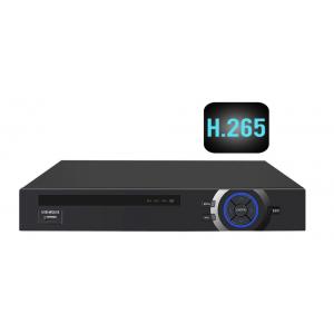 32-канальный IP-видеорегистратор для 8MP камер