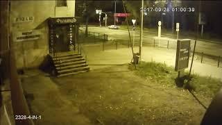 Видеокамера AHD IVM-2328-4-in-1. 2MP, IMX323, FH8536E, 3.6мм. Улица, ночь.