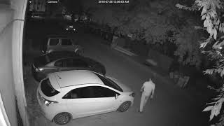 Видеокамера IP IVM-8328-POE. 4K(3840x2160), SONY IMX274, HI3519, 4mm, POE. Улица, ночь, без освещения!