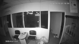 Видеокамера AHD IVM-2828-4-in-1-2.4. 2MP, IMX323, FH8536, 2.4мм. Офис, ночь!