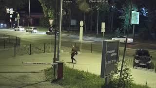 Видеокамера IP 4K IVM-8748-ZOOM-POE-RX ночь