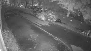 Видеокамера AHD IVM-8328-4-in-1. Улица, ночь